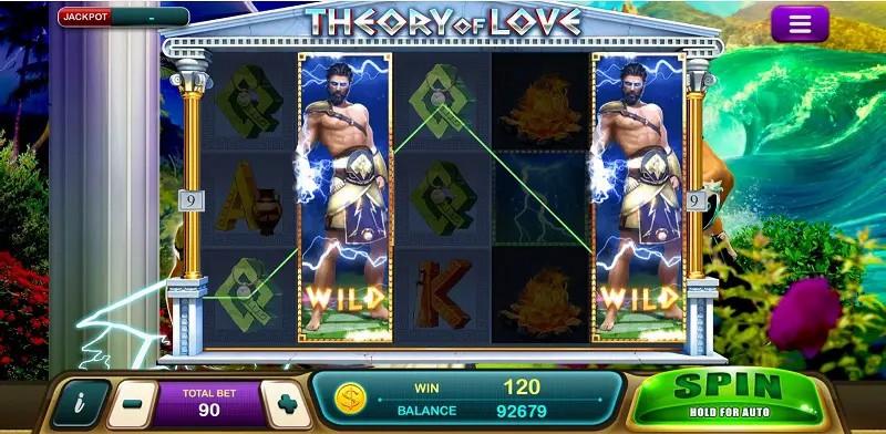 รีวิวเกม Theory Of Love EpicWin slot